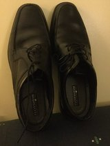 Florsheim Men's Raly Moc Ox Oxford Used US sizing 12D black shoes in Okinawa, Japan
