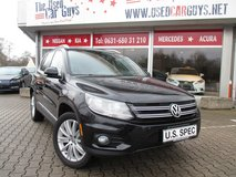 '14 VW Tiguan SEL 4Motion in Spangdahlem, Germany