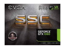 EVGA GTX1060 SSC 6gb video card (Brand New - Never Opened) in Stuttgart, GE