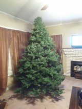 8 ft Artificial Tree. Can be shortened in Shaw AFB, South Carolina
