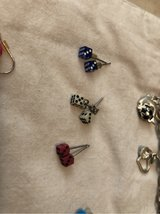 Earrings - Dice in Ramstein, Germany