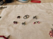 Earrings - assorted in Ramstein, Germany