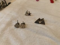 Earrings - Varied in Ramstein, Germany