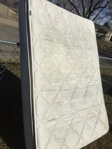 Full size mattress and boxspring in Fort Riley, Kansas
