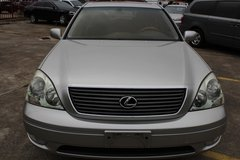 2003 Lexus LS 430 - One Owner in CyFair, Texas