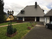 Bitburg - 3 Bdrm House w 2-car Garage in Spangdahlem, Germany