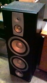 tall speakers JBL Northridge ND310 in fair condition in Tacoma, Washington