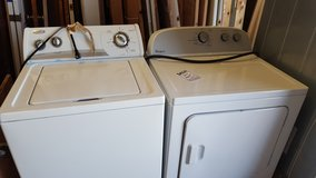 Whirlpool washer and dryer in Alamogordo, New Mexico
