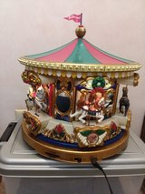 Mr Christmas, Vintage 1994, Musical Carousel in Camp Lejeune, North Carolina