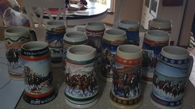 Christmas Beer Stein Collection in Alamogordo, New Mexico