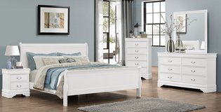 New 5 Piece Bedroom set in Cherry Point, North Carolina