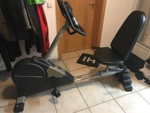 Pro-form crosstrainer 56 exercise bike in Stuttgart, GE