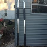 Chrome running boards, 7' in Naperville, Illinois