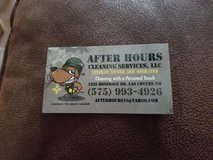 AFTER HOURS CLEANING SERVICES LLC in Alamogordo, New Mexico