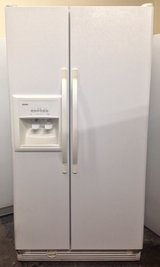 Kenmore White Side by Side Fridge in Camp Pendleton, California