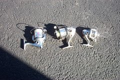 YOUR CHOICE OF  FISHING REELS in Schaumburg, Illinois