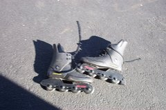 BLADE RUNNER PRO 1000 INLINE SKATES. in Chicago, Illinois