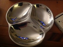 Nambe Silver serving dish 589A in Las Vegas, Nevada