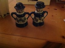 Polish Pottery Salt and Pepper Shaker (male and female) in Las Vegas, Nevada