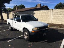 03' Chevy S10 4x4 for sale in Travis AFB, California