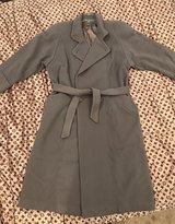 Double Breasted Coat Size10 Womens (Made in USA) in Okinawa, Japan