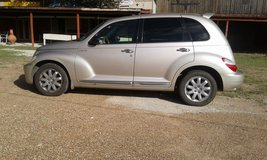 2006 Chrysler Pt Cruiser limited turbo chrome in Conroe, Texas