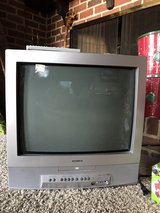 TV-DVD combo in Cherry Point, North Carolina
