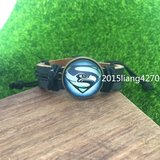 SEATTLE SEAHAWKS (SUPER HAWK Design)  Leather Bracelet *** NEW *** in Fort Lewis, Washington