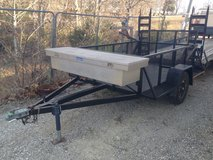 Utility trailer 5x8 in Fort Leonard Wood, Missouri
