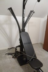 HOME GYM EQUIPMENT: BOWFLEX XTL PRO1000, SET-UP BENCH, GRAVITY TILT TABLE, all new, great gifts! in Katy, Texas