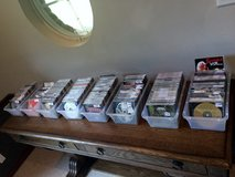 Almost 200 Music Country & Rock CD's & New in box CD/AM/FM/Clock Player w/2 Speakers! in Katy, Texas