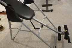 Gravity/Tilt Stretch Equipment (great for stress-relief & aching back/shoulders/neck) Set-Up Ben... in Katy, Texas
