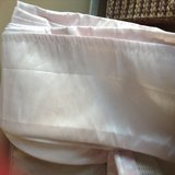 Simply Shabby Chic Pink Curtains (4) in Wheaton, Illinois