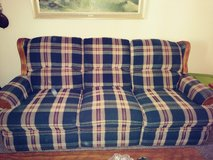 Reclining Sofa and Love Seat in Fort Bliss, Texas