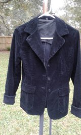 BLACK CORDUROY BLAZER in Conroe, Texas