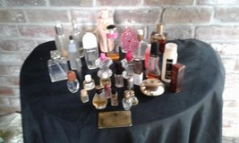 BIG BOX OF PERFUME BOTTLE COLLECTION in Conroe, Texas