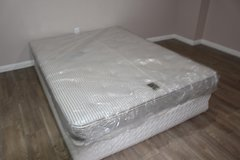 Full Size Mattress and Box (Stearns and Foster Hotel) in Kingwood, Texas