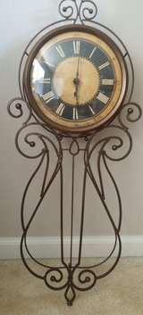WROUGHT IRON CLOCK in Chicago, Illinois