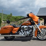 2014 Harley Davidson Street Glide Special (Amber Whiskey) in Ramstein, Germany