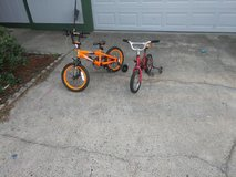 Kids bikes in Warner Robins, Georgia