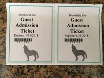 Brookfield Zoo tickets in Chicago, Illinois