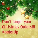 Christmas is around the corner. Order Up!!! in Fort Campbell, Kentucky