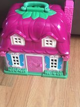 Battat Lil Woodzeez Dollhouse Figures Animals Furniture in Bartlett, Illinois