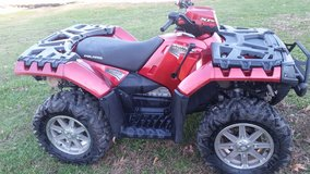 2012 Polaris XP850 efi power steering in Fort Leonard Wood, Missouri