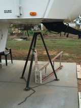 fifth wheel stand/kingpin stabilizer in Travis AFB, California