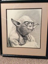 Art: YODA-Pencil in Warner Robins, Georgia