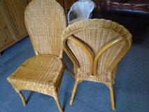 Dining chairs x 2 in Lakenheath, UK