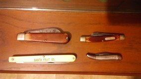 older pocket knives in Fort Leonard Wood, Missouri