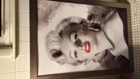 Marilyn Monroe picture in Fort Campbell, Kentucky