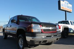 2004 Chevrolet Silverado 2500 HD Crew Cab 4X4 Southern Truck #10727 in Lexington, Kentucky